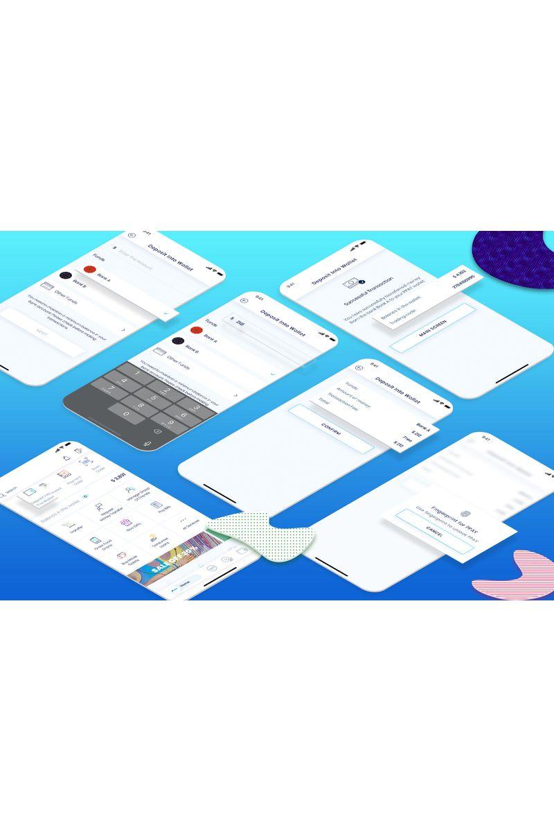 Deposit UI Elements #90410