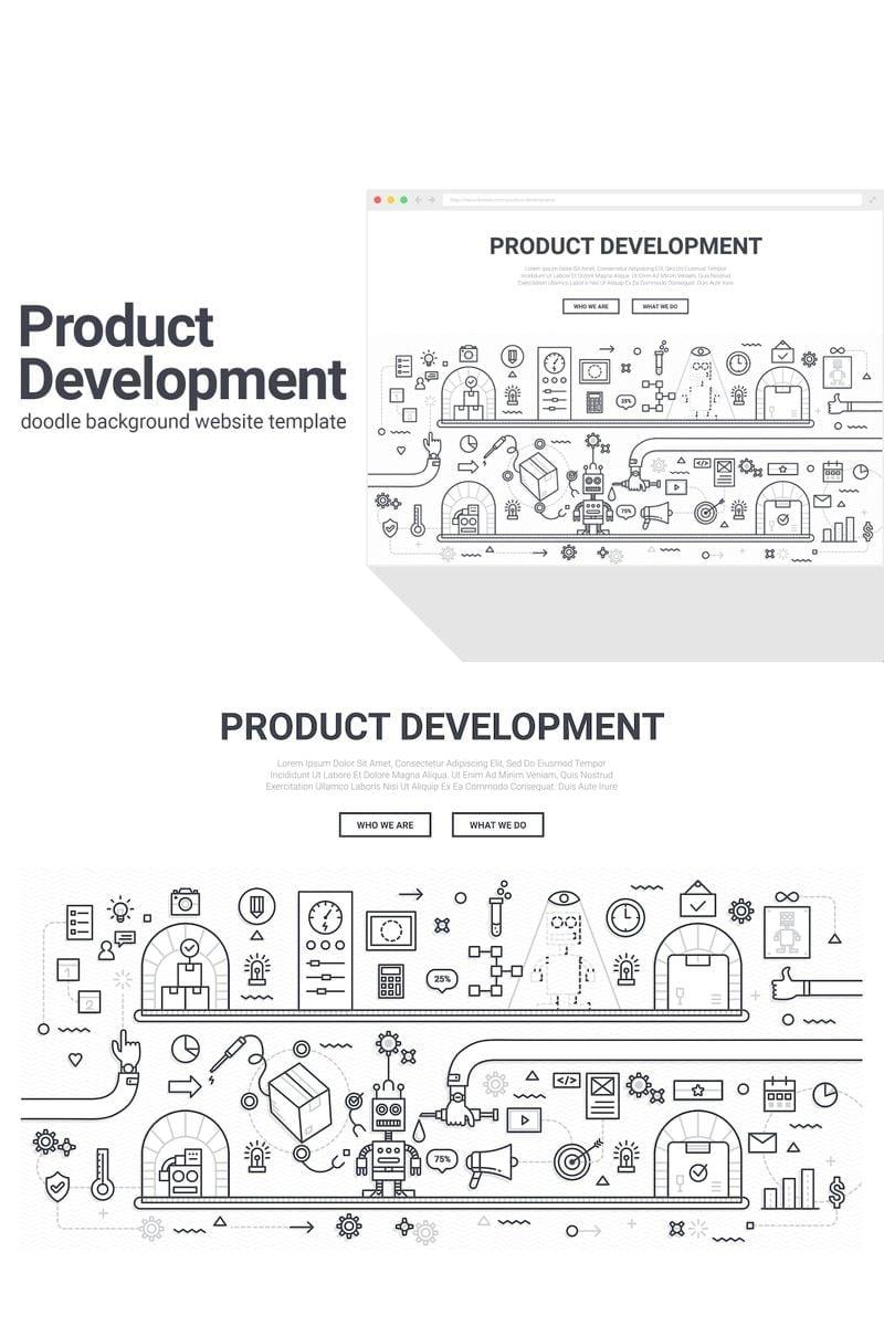 Doodle - Product Development Background - screenshot