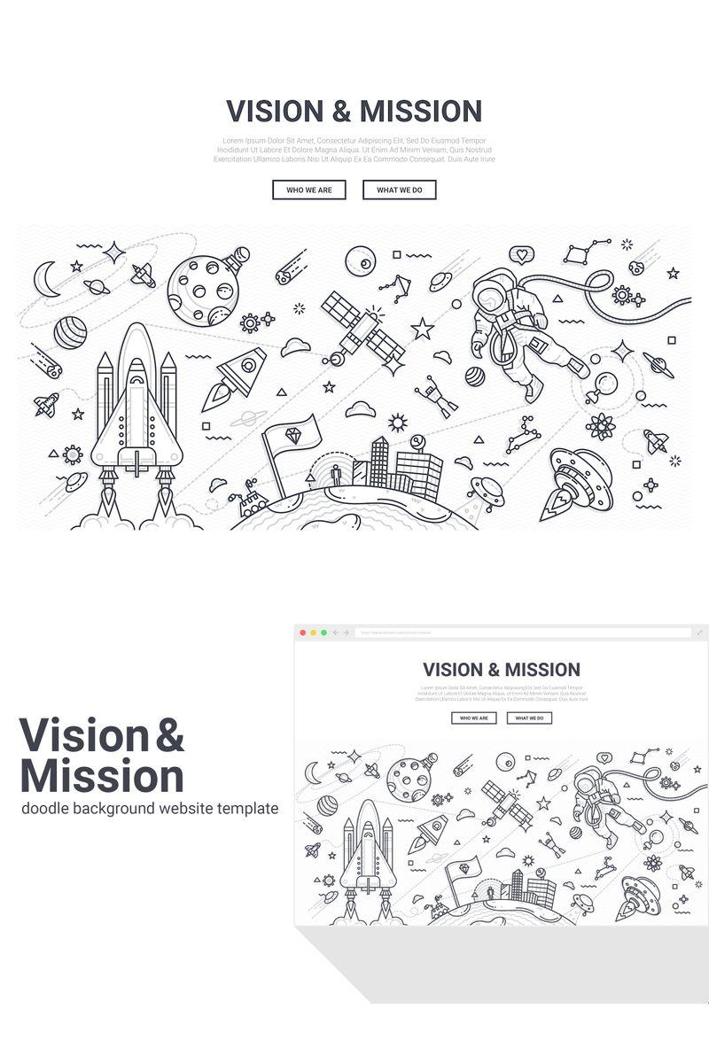 Doodle - Vision Mission Background - screenshot