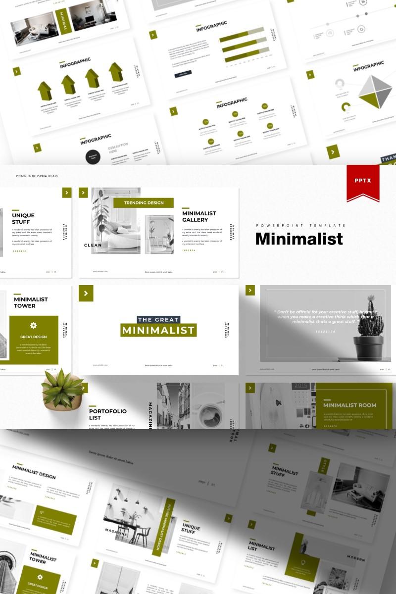 Minimalist | PowerPoint Template - screenshot
