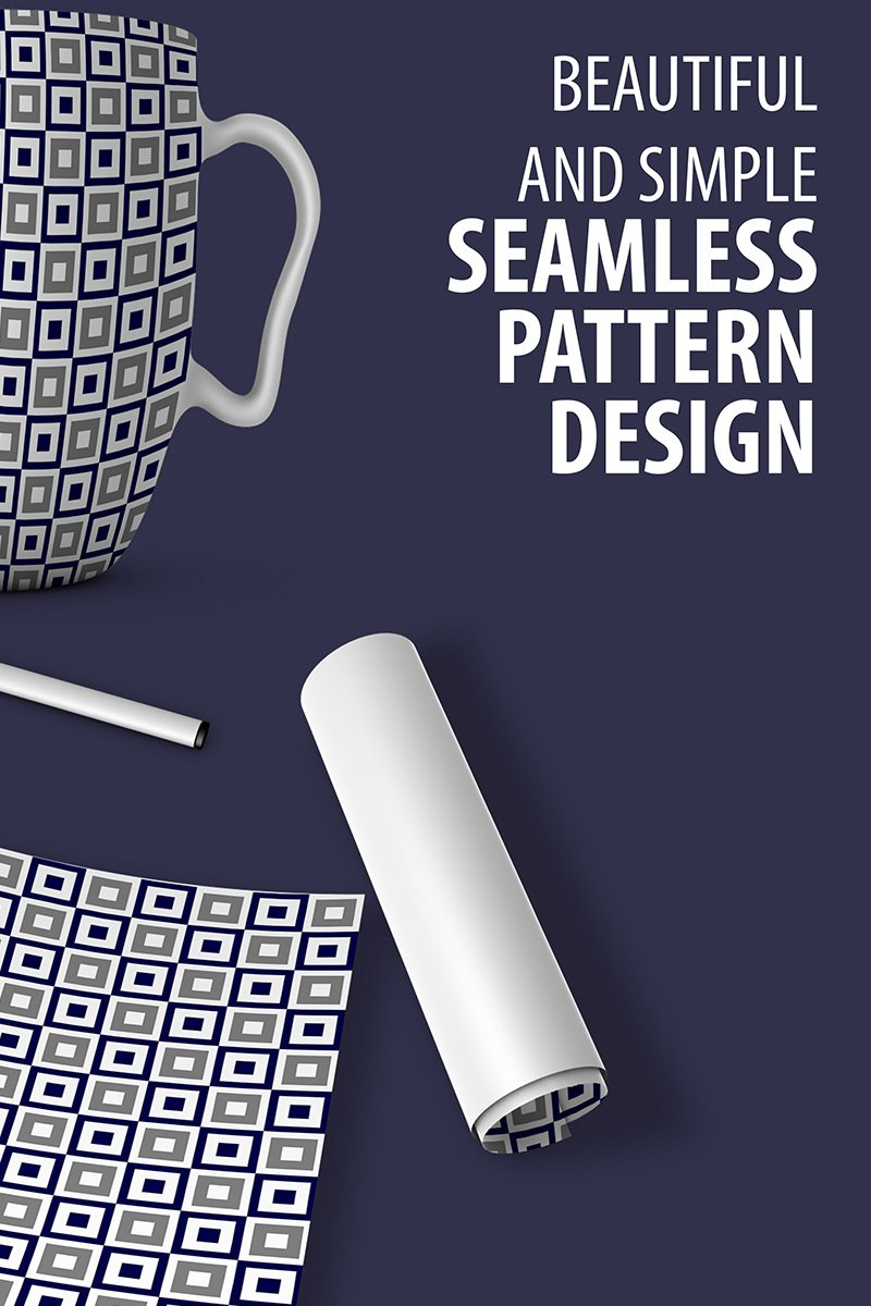 "Pattern namens ""Abstract Seamless Design"" #90524"
