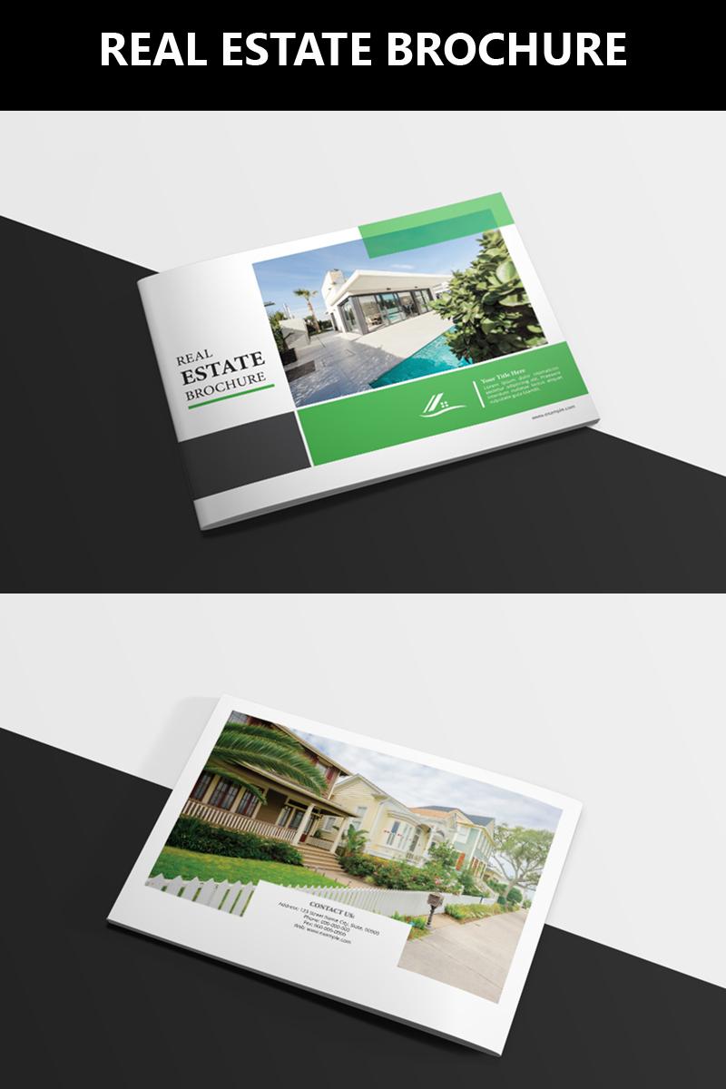 Sistec Real Estate Brochure Corporate Identity Template - screenshot