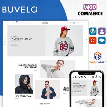 Купить  пофессиональные WooCommerce шаблоны. Купить шаблон #90604 и создать сайт.