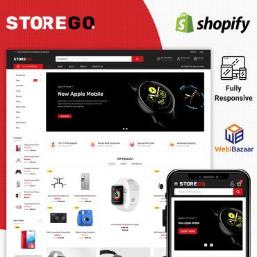 Купить  пофессиональные Shopify шаблоны. Купить шаблон #90638 и создать сайт.
