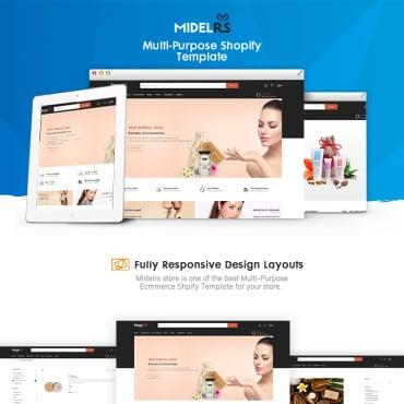 Купить  пофессиональные Shopify шаблоны. Купить шаблон #90643 и создать сайт.