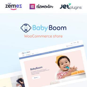 Купить  пофессиональные WooCommerce шаблоны. Купить шаблон #90654 и создать сайт.