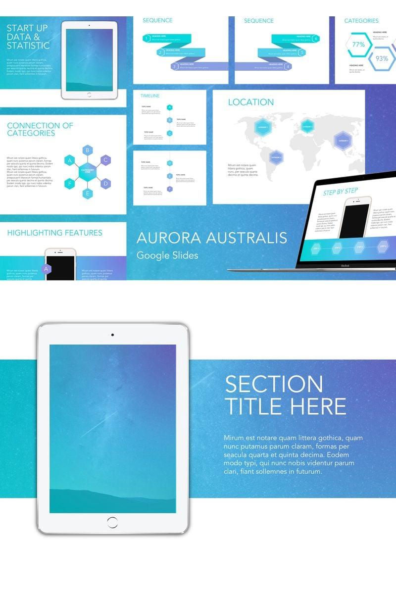 Google Slides Aurora Autralis #90744