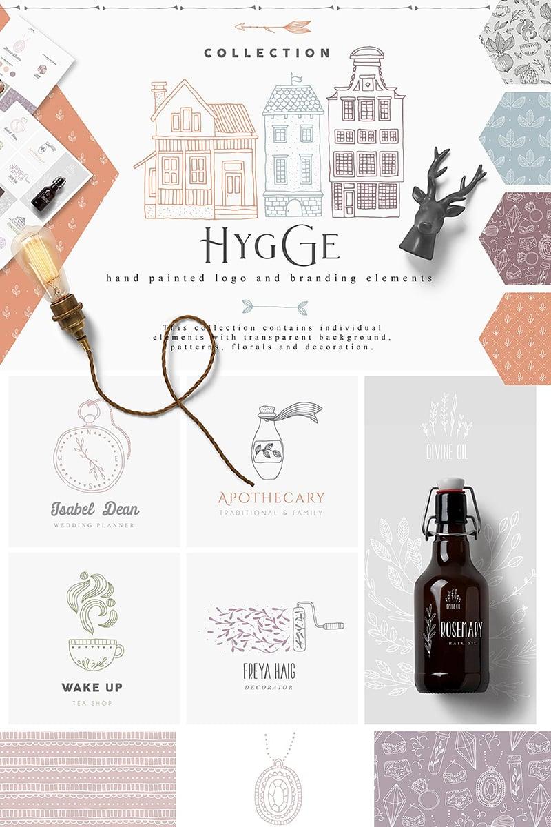 "Ilustración ""Hygge Collection"" #90701"