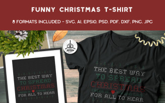 Funny Ugly Christmas Design