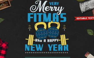 Merry Fitmas and Happy New Year