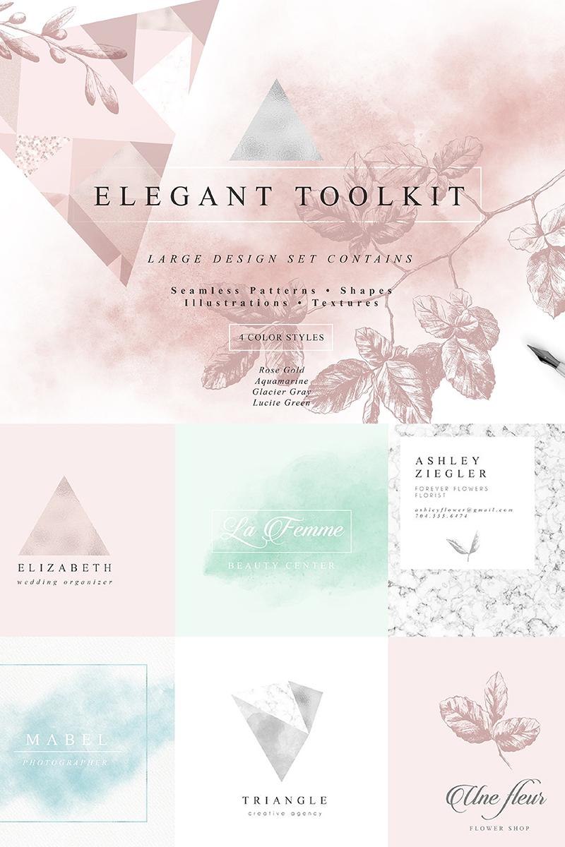 Elegant Toolkit Illustration #90956