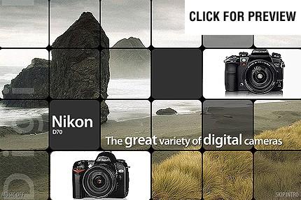 ADOBE Photoshop Template 9182 Home Page Screenshot