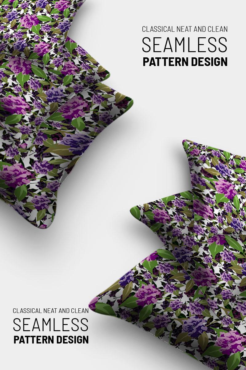 """Pattern """"Elegant floral design"""" #91024"""