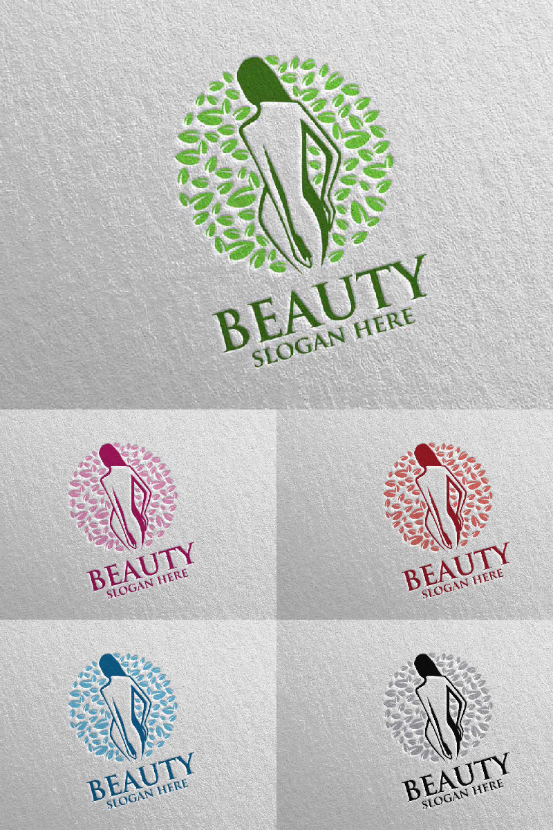 "Plantilla De Logotipo ""Massage Design  13"" #91041"