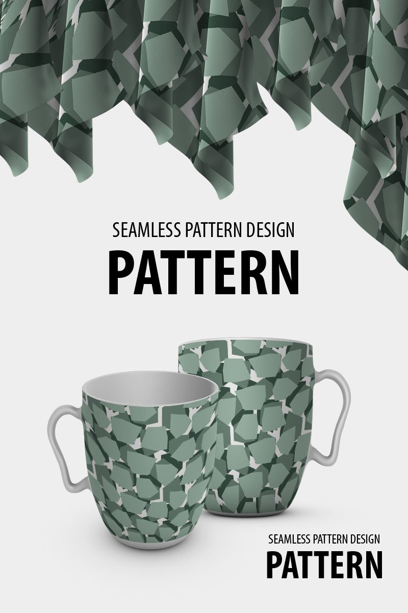 """Random object repeat design"" pattern  #91038"