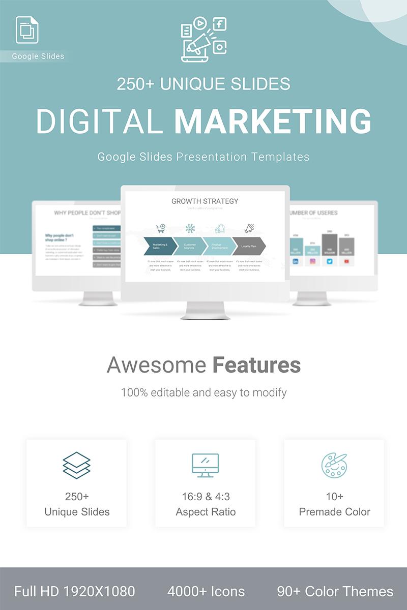 Digital Marketing Google Slides