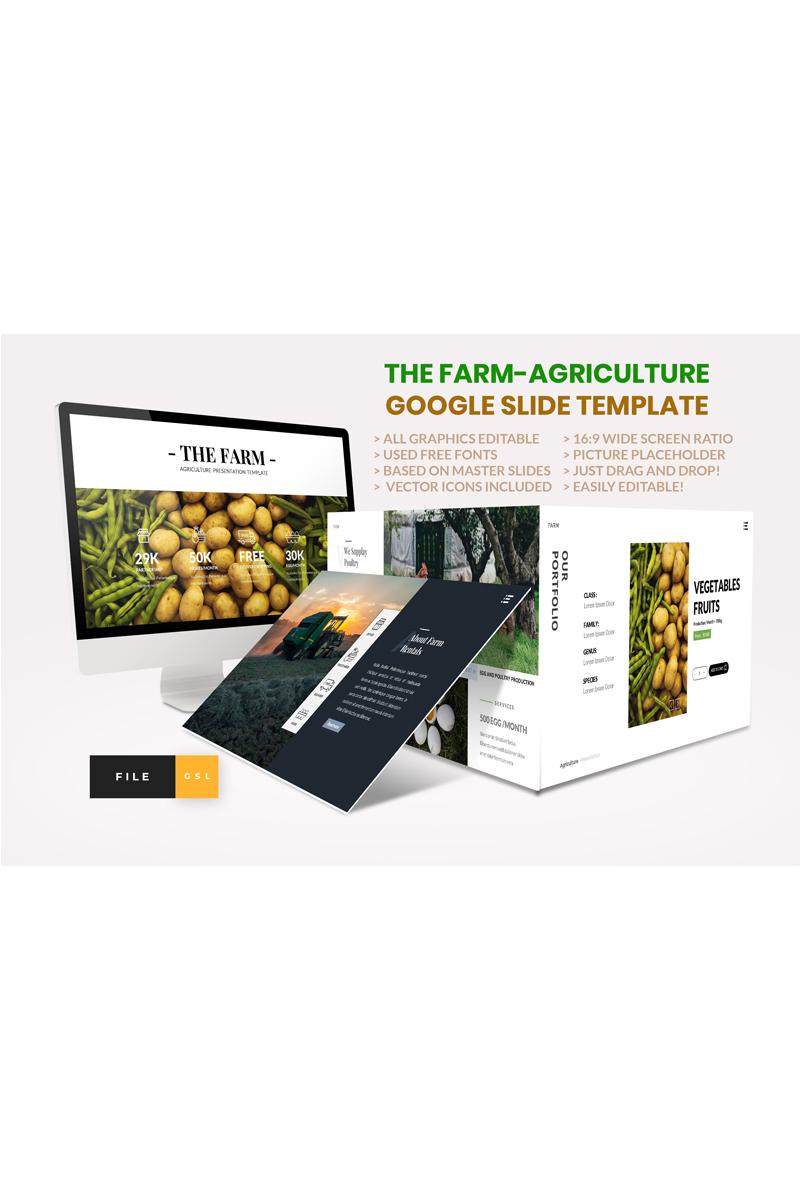 "Google Slides ""Farm - Agriculture"" #91109"
