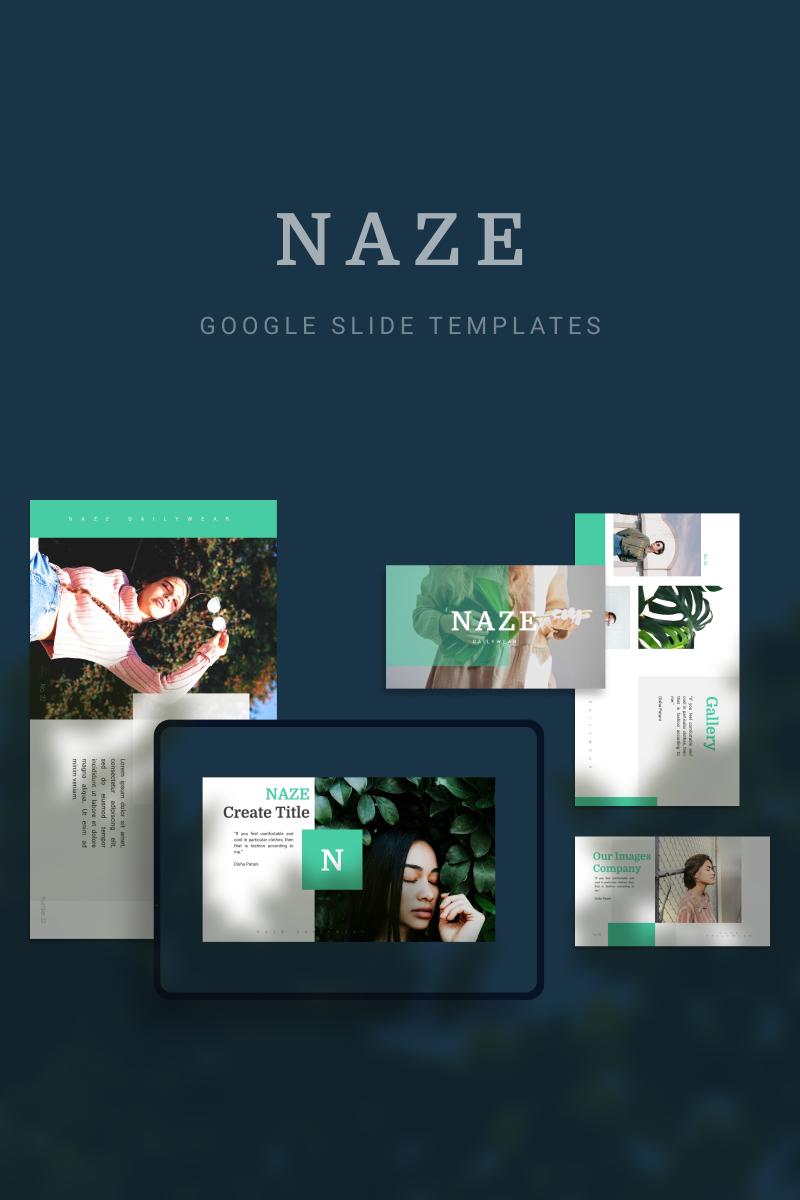 """Google Slides """"NAZE"""" #91106"""