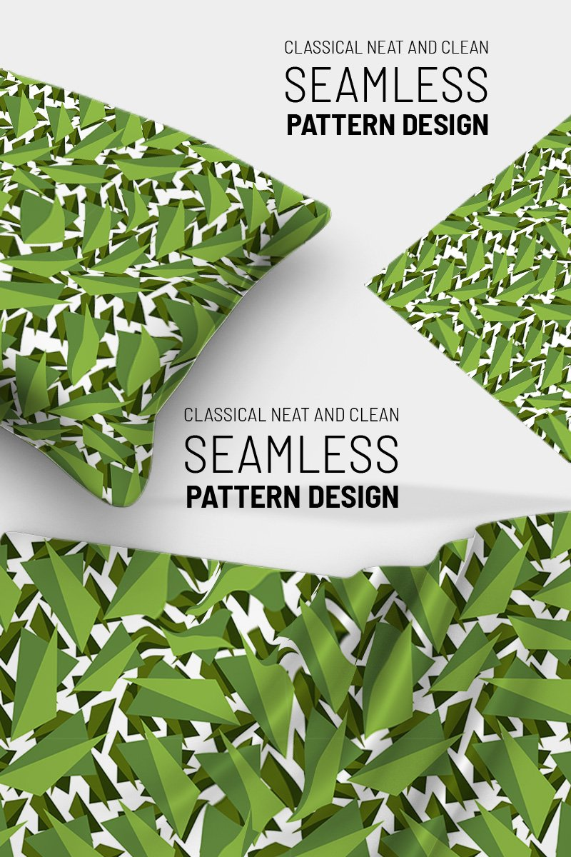 Abstract object repeat design Pattern №91257
