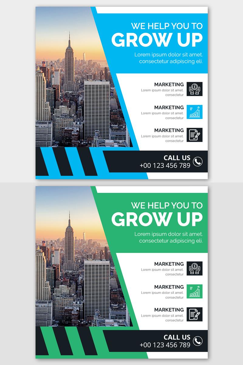 Business Banner Social Media - screenshot