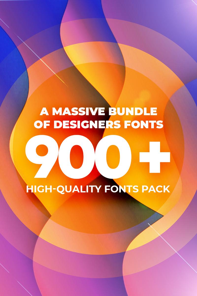 900+ High-quality Pack Font #91220