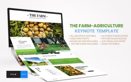Farm - Agriculture Keynote Template