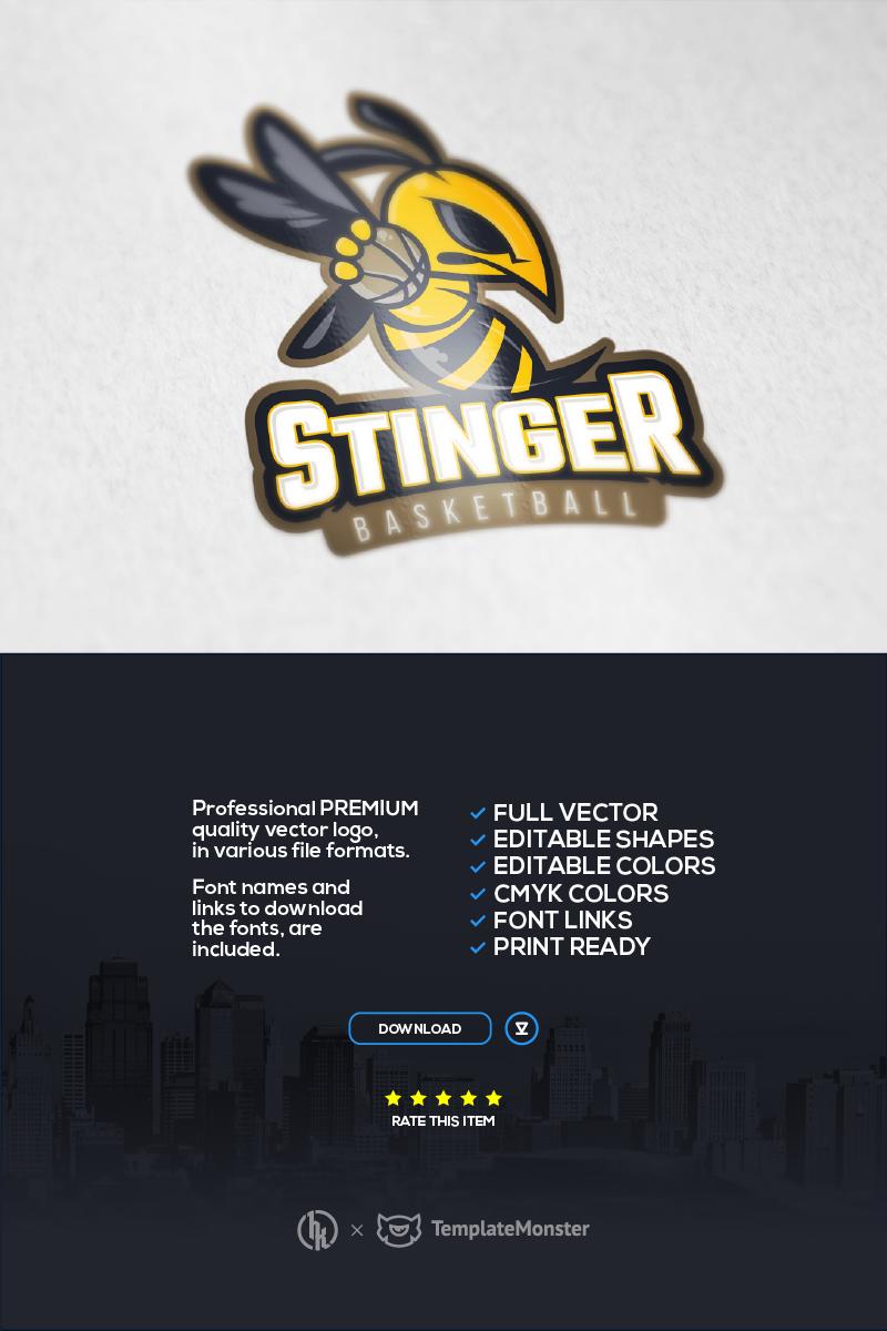 Stinger Multisport Template de Logotipo №91644