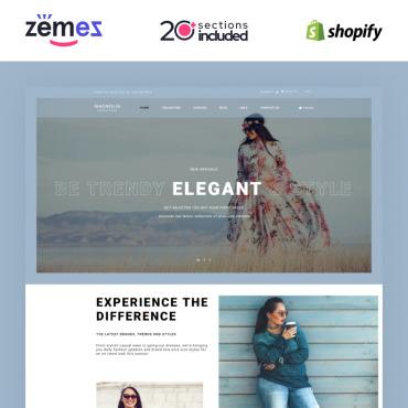 Купить  пофессиональные Shopify шаблоны. Купить шаблон #91761 и создать сайт.