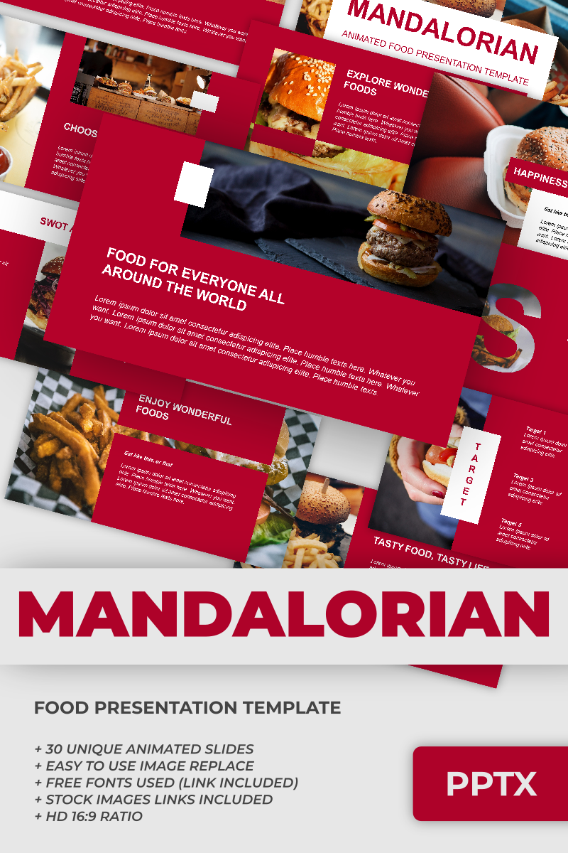 Powerpoint Presentation Templates For Image Processing