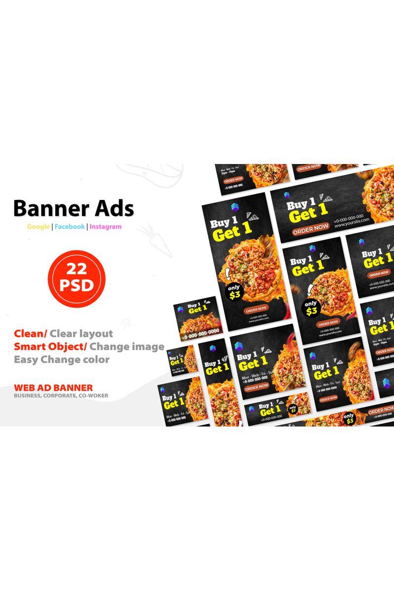 Food banner V.3 Social Media
