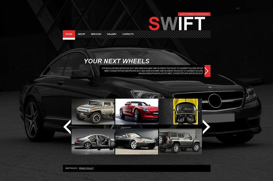 Car Tuning Center Website Template with Grid Gallery | MotoCMS on simple text design, interactive website design, ms word design, openoffice design, spot color design, mets design, company branding design, datatable design, blockquote design, dvb design, cvs design, datagrid design, theming design, interactive experience design, web design, page banner design, pie graph design, civil 3d design, upload design, potoshop design,
