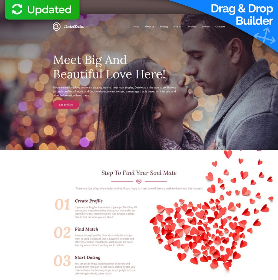How to start an online dating agency