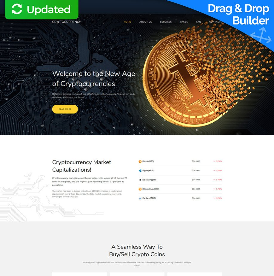 Voor het kopen van Bitcoin en andere crypto