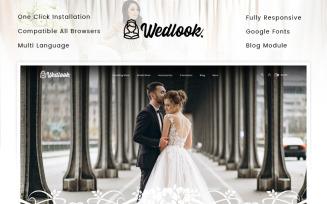 Wedlook - Wedding Wear Store PrestaShop Theme