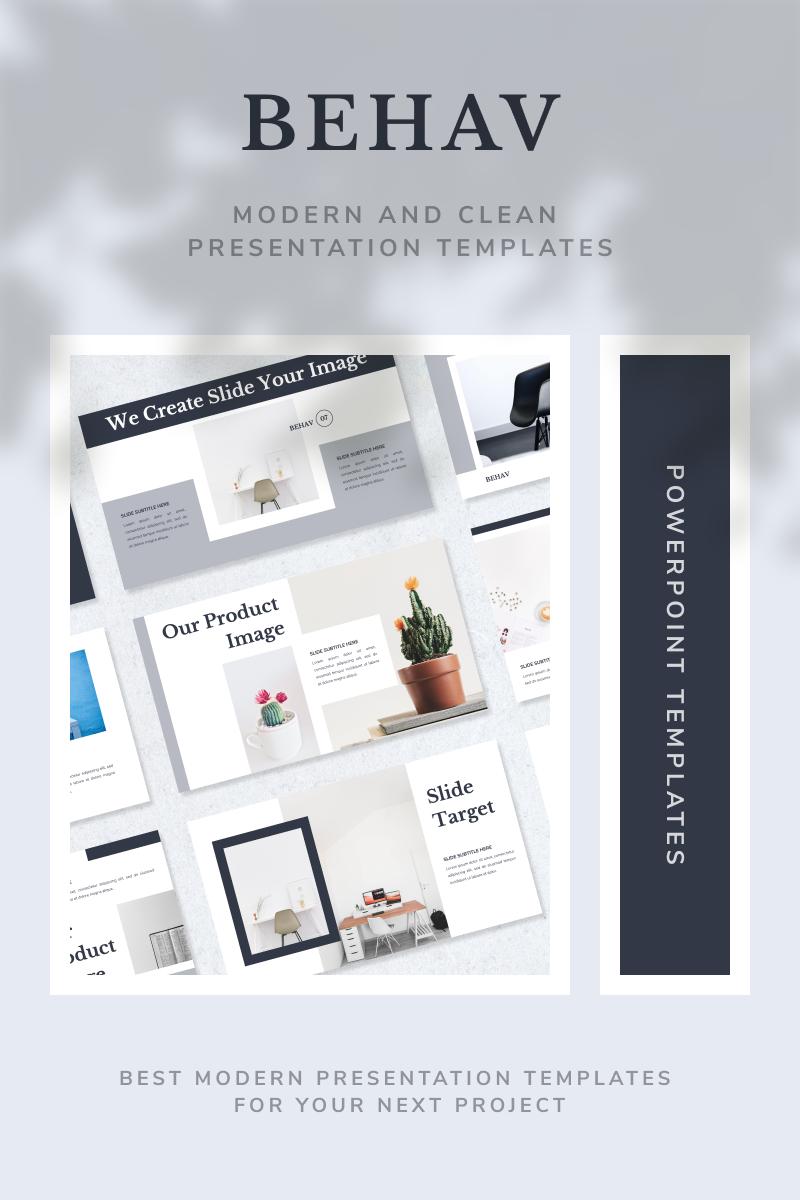 BEHAV PowerPointmall #92015