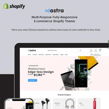 Купить  пофессиональные Shopify шаблоны. Купить шаблон #92360 и создать сайт.