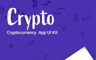 Crypto Sketch Template