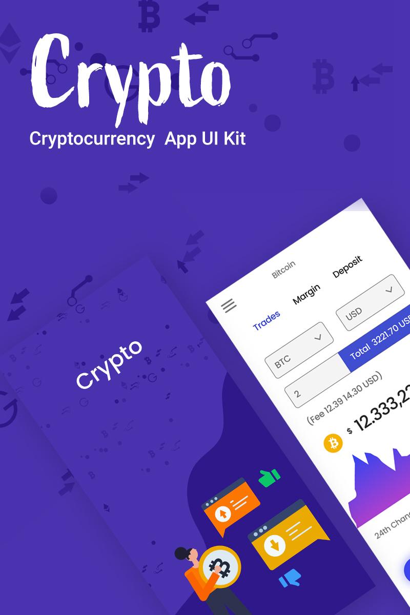 Crypto Sketch Template - screenshot