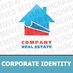 Real Estate Corporate Identity Template 9387