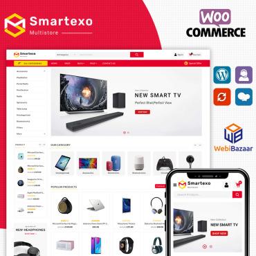 Купить  пофессиональные WooCommerce шаблоны. Купить шаблон #93059 и создать сайт.