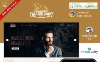 Barber Shop - Saloon PrestaShop Theme