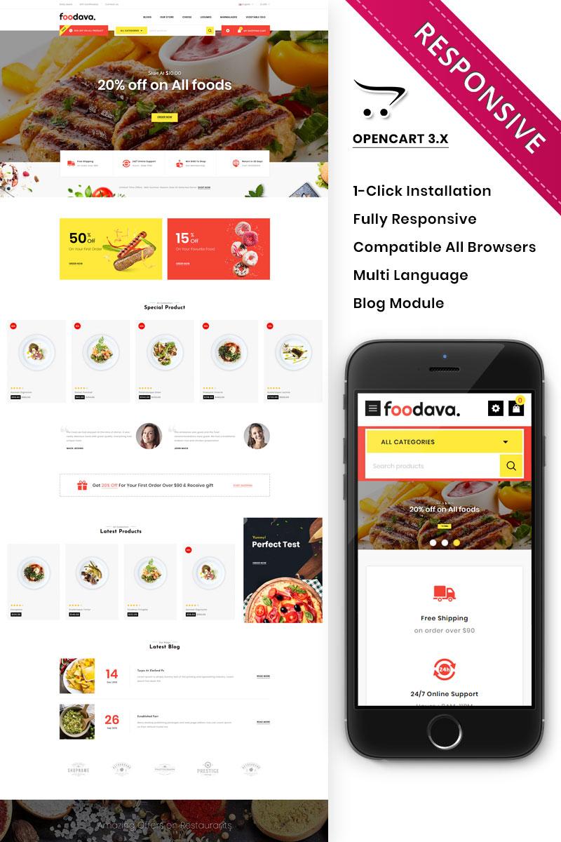 Foodava - The food Store №93057