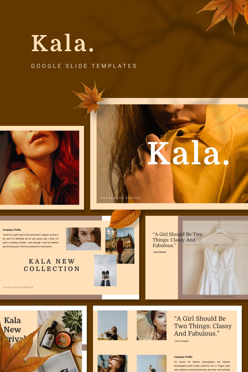 KALA Google Slides - screenshot