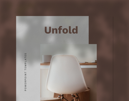 UNFOLD PowerPoint Template