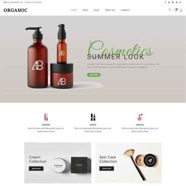 Купить  пофессиональные WooCommerce шаблоны. Купить шаблон #93146 и создать сайт.