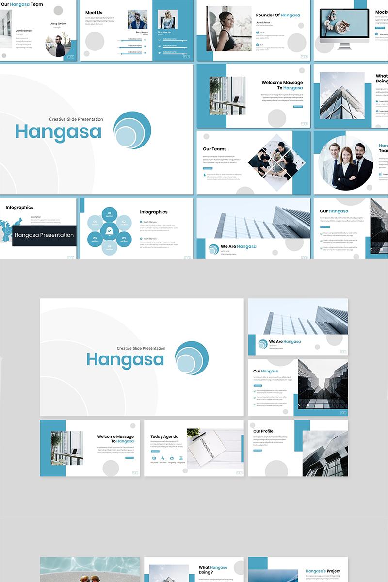 Hangasa PowerPoint Template