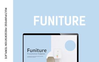 Funiture Keynote Template