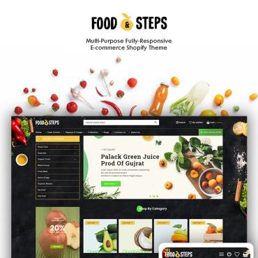 Купить  пофессиональные Shopify шаблоны. Купить шаблон #93284 и создать сайт.