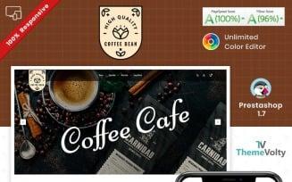 Coffee Bean PrestaShop Theme