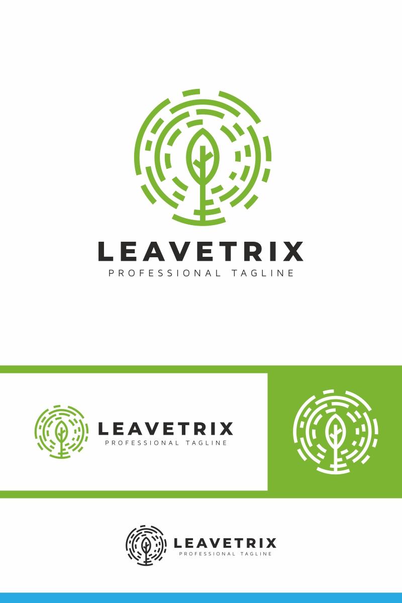 Circle Tree Logo Template - screenshot